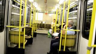 アキーラさん①ハンガリー・ブダペスト・地下鉄1号線・Budapest,Hungary