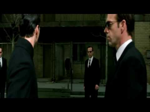 """Every time Agent smith says """"Mr. Anderson"""""""