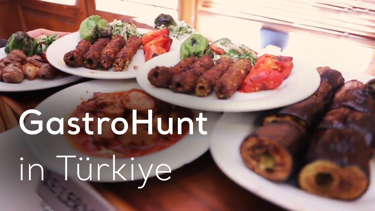 Go Turkey - #GastroHunt in Turkey