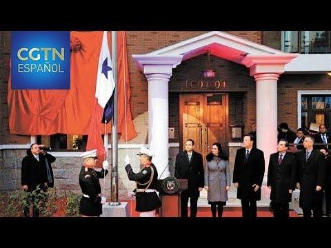La primera embajada panameña en China abre sus puertas en Beijing