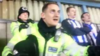 Last minute winner for SWFC at Millwall!