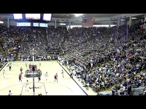 "Utah State Basketball - ""Winning Team Losing Team"" against New Mexico State"