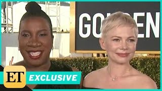 2018 Golden Globes: Michelle Williams Ready to Raise Daughter, Matilda, in a 'Time's Up' World