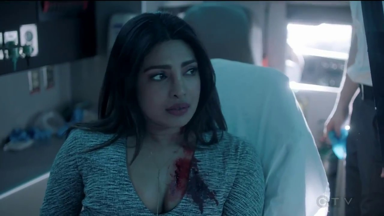 Download Jake McLaughlin (kiss scene #7) Priyanka Chopra/Alex Parrish  - Quantico (tv series) #33