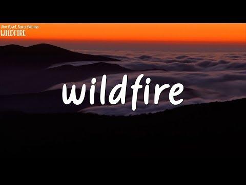 Jim Yosef & Sara Skinner - WILDFIRE (Lyrics)