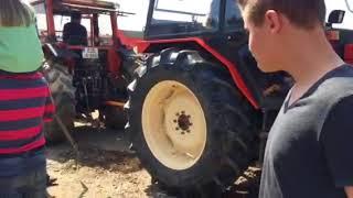 Vuca Traktora ZETOR 7745 vs SAME Explorer 80