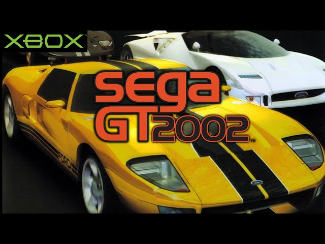 Playthrough [Xbox] Sega GT 2002