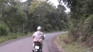 Đèo  VIOLAC - từ Quảng Ngãi đi Kontum,