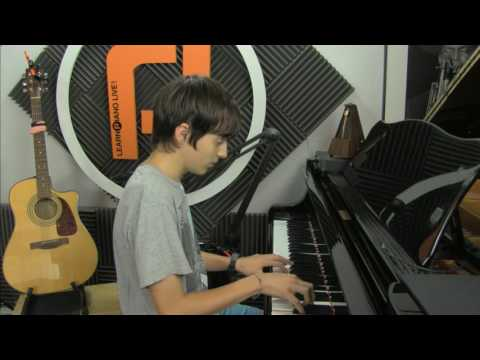 Downstream piano cover by Christopher Castles