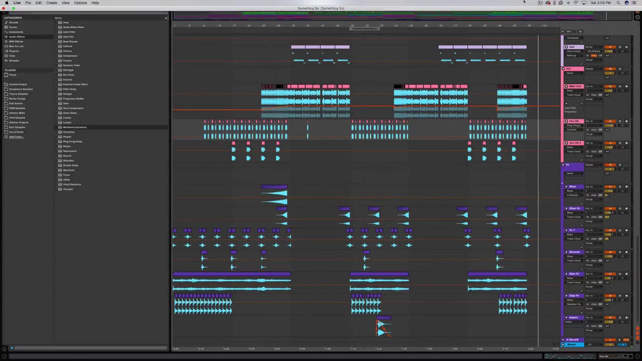 FREE Future Bass Template (Mija Style) ABLETON LIVE