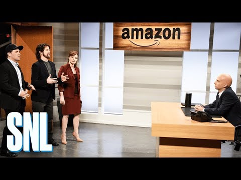 Amazon's New Headquarters - SNL