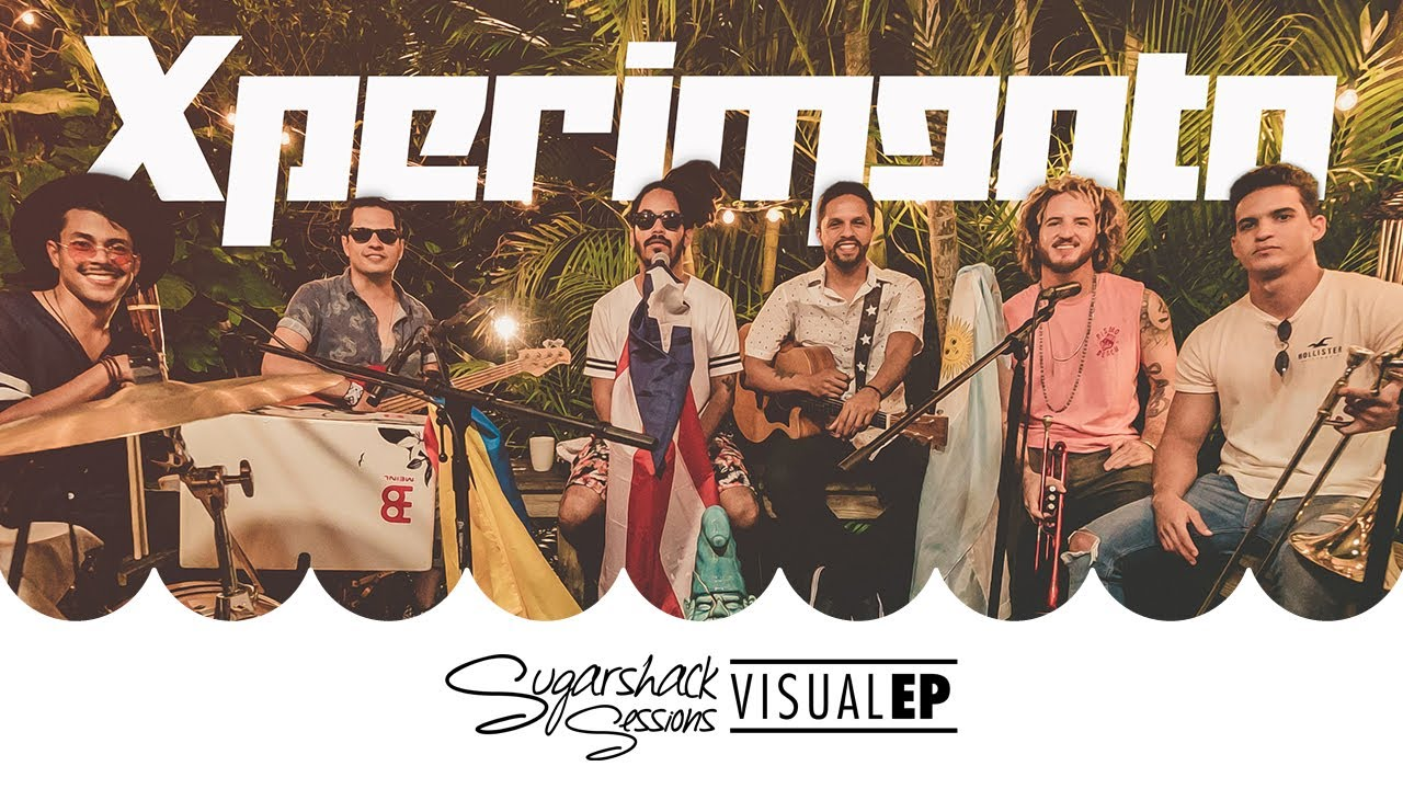 Xperimento - Visual EP (Live Acoustic)   Sugarshack Sessions