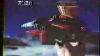 放送当時野村トーイから発売されていた、「戦闘合体セット」のCMです.
