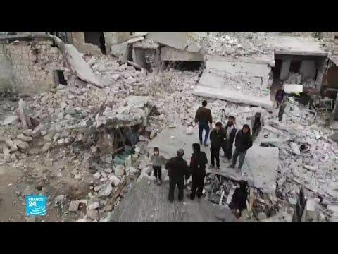تجدد الاشتباكات العنيفة بين قوات النظام والفصائل الجهادية في محافظة إدلب  - نشر قبل 2 ساعة