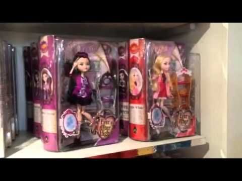 В интернет магазине ашан вы можете купить куклу эвер афтер хай по лучшей цене. В нашем каталоге представлен огромный ассортимент кукол эвер афтер хай.