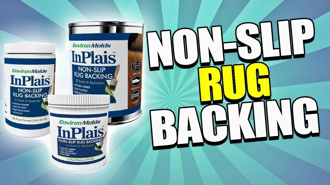 InPlaise Non-Slip Rug Backing || Latex