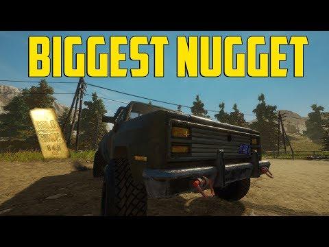 Gold Rush - Biggest Nugget