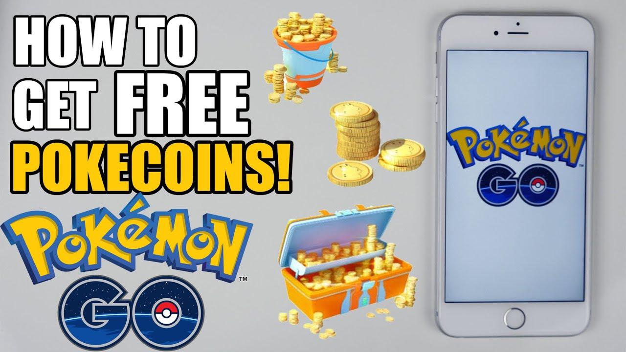 """Résultat de recherche d'images pour """"get free PokeCoins"""""""