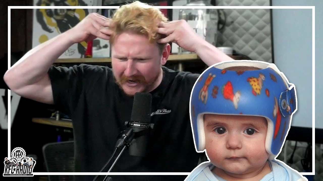 Feits' Mom Used Feits' Head as a Stress Ball - KFC Radio Clips