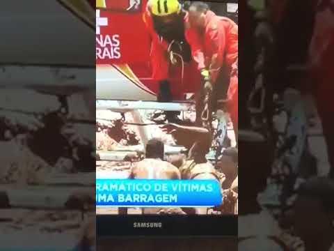 Bombeiros e Defesa Civil são mobilizados para chamada de rompimento de  barragem em Brumadinho, dbe2269071