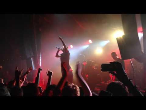 Architects - The Devil Is Near (Paris 15/10/16)