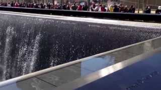 North Pool at World Trade Center Memorial