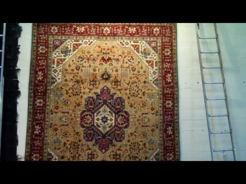 30 Raj Tabriz Carpet