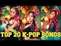 K-Pop Song Chart [Top 20] September 2015 [Week 1] - Personal Chart