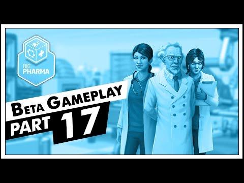 BIG PHARMA #017 - ...The Fall ★ Let's Play Big Pharma [HD][1080p 60FPS]