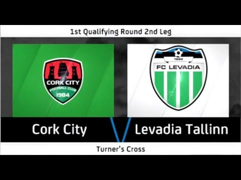 HIGHLIGHTS: Cork City 4-2 Levadia Tallinn