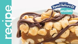 Chocolate Peanut Butter Nougat Candy Bar Recipe