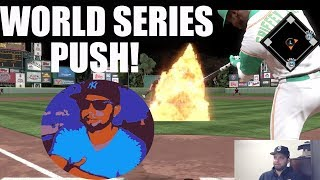 WORLD SERIES PUSH! KERSHAW HUNTING! | MLB The Show 18