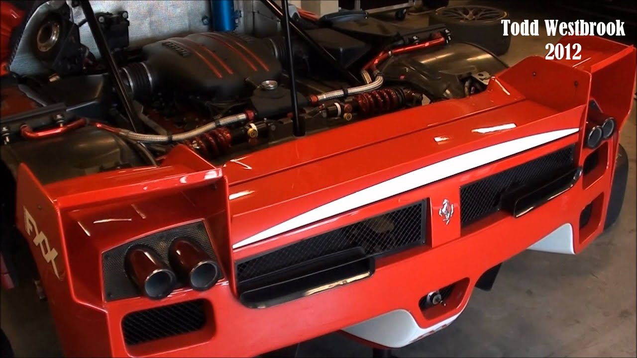 Ferrari 599xx Evoluzione Engine | www.pixshark.com ...