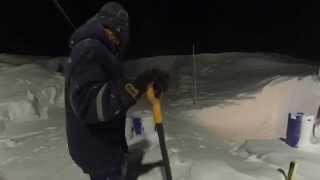 Антарктида Восток 22.05.2014 будни