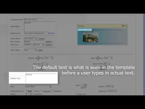 9-The Template Editor - Carousel 5.x