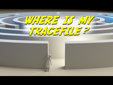 Where is my tracefile