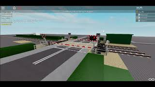*Upgrade to MCB-OD* Woodland Lane Level Crossing | ROBLOX