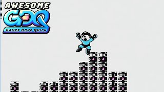 Mega Man 3: The Robots are Revolting by Lizstar in 18:37 - AGDQ2020