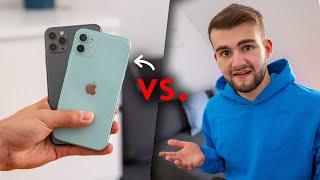 iPhone 11 vs. 11 Pro - Welcher Kauf lohnt sich mehr? (Kaufberatung)