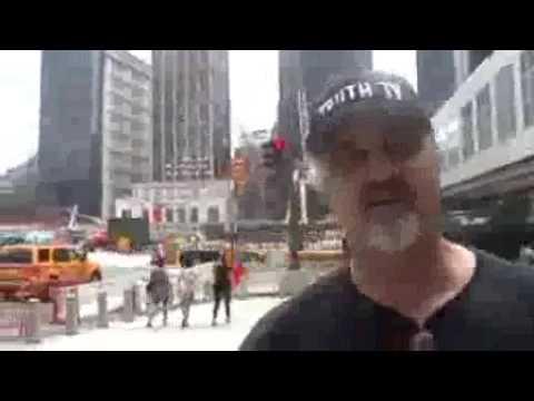 Truth TV Ground Zero Tour World Financial Center