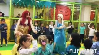 Организация Детских Праздников в Кыргызстане. Шоу группа EL Studio(, 2017-04-05T07:32:38.000Z)