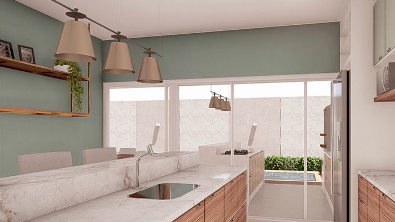 Modern Kitchen Design Ideas you Can Try in your Dream Home