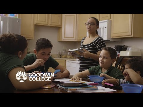 Career-focused programs at Goodwin College