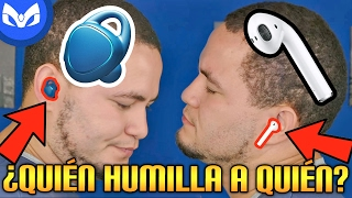 AIRPODS VS ICONX HUMILLACION TOTAL