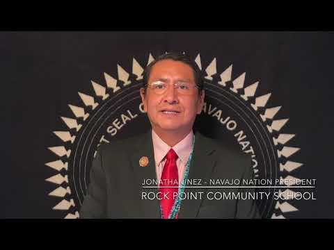 ROCK POINT COMMUNITY SCHOOL GRADUATES