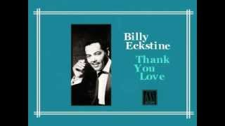 "Discover Motown  ""Billy Eckstine- Thank You Love"""