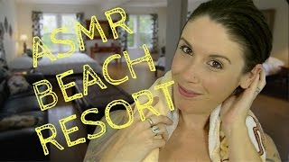 ASMR Beach Vacation: Binaural Role Play with Personal Attention