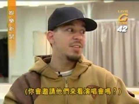 Fort Minor Japan Interview