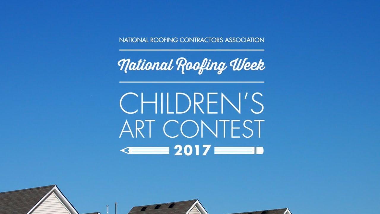 NRCA Children's Art Contest 2016 — News&Events — Wayne's Roofing