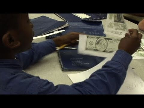 """Mel Chin: 'Fundred' at George Jackson Academy 